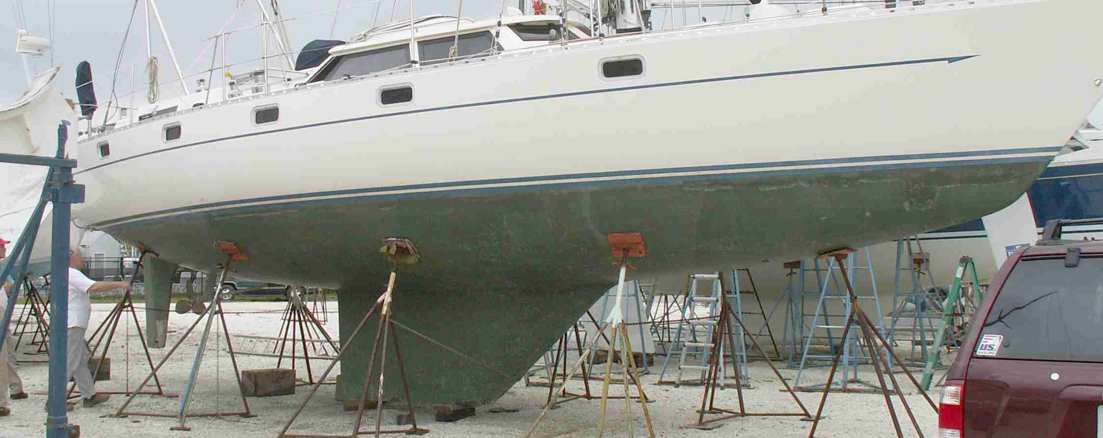 Coppercoat Anti-Fouling Epoxy: much more than a marine bottom ...